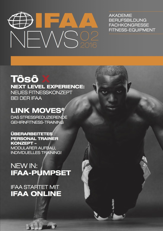 IFAA News Februar 2016