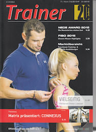 Trainer Magazin Mai 2015