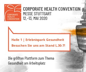 copouate health convention, 12-13 Mai 2020 in Stuttgart